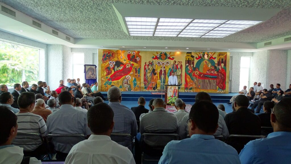 encuentro nacional sacerdotal