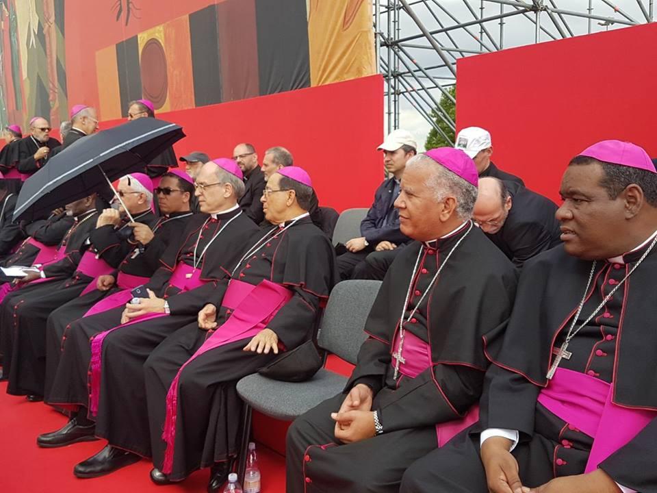 Obispos dominicanos participan en la celebración del 50 aniversario del Camino Neocatecumenal