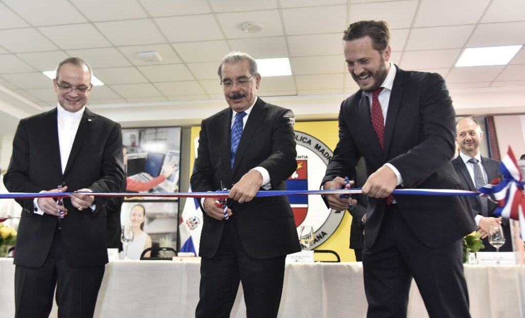 PUCMM inaugura nueva sede para facultades Ciencias de la Salud y Ciencias e Ingeniería
