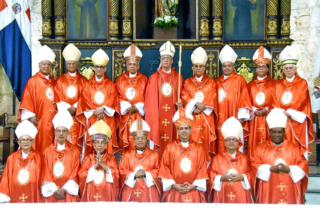 obispos dominicanos en la 56 asamblea plenaria