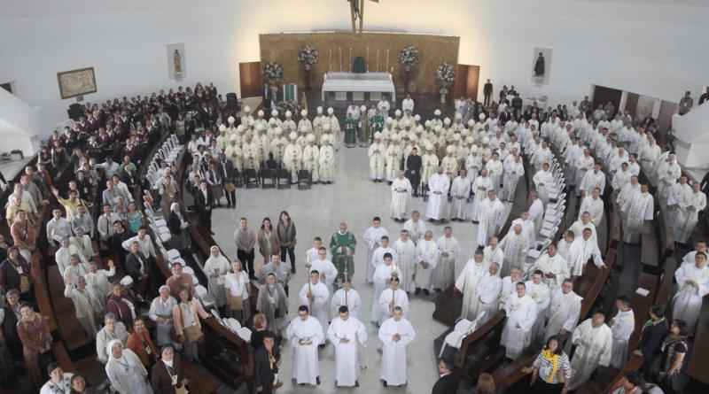 congreso eclesial sobre 50 años de Medellín