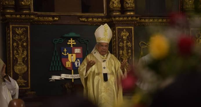 40 aniversario sacerdotal de Mons. Francisco Ozoria