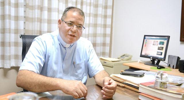 rector seminario santo tomás de aquino, padre amable durán