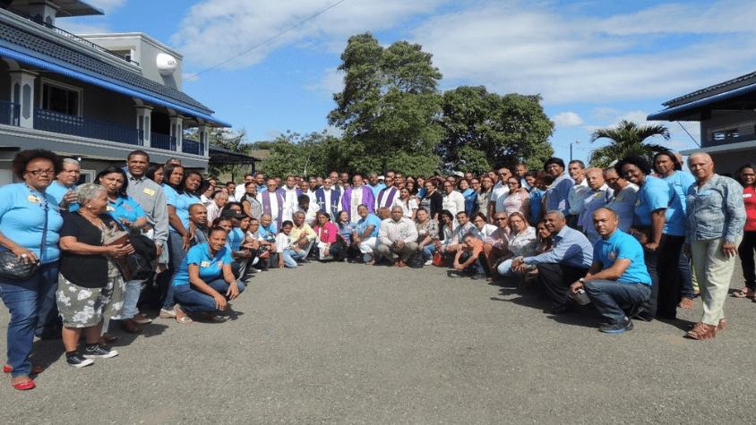 Celebración del Día Nacional de Pastoral Social Cáritas 2018