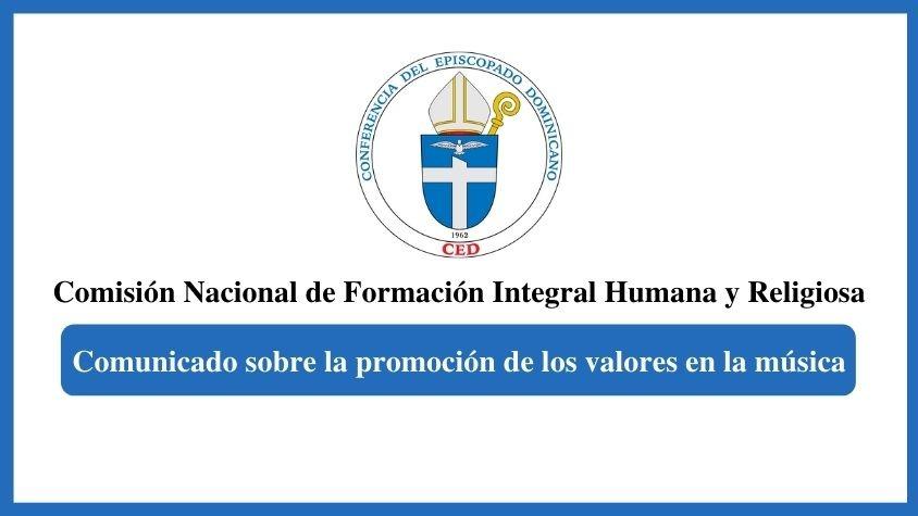 comisión formación integral humana y religiosa