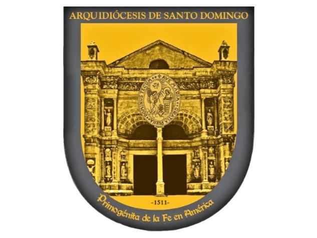 Logo de la Arquidiócesis de Santo Domingo