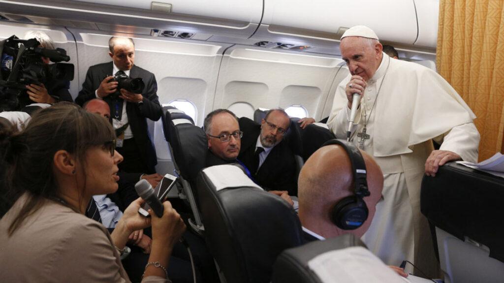 Entrevista al Papa Francisco