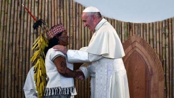 exhortación amazonia